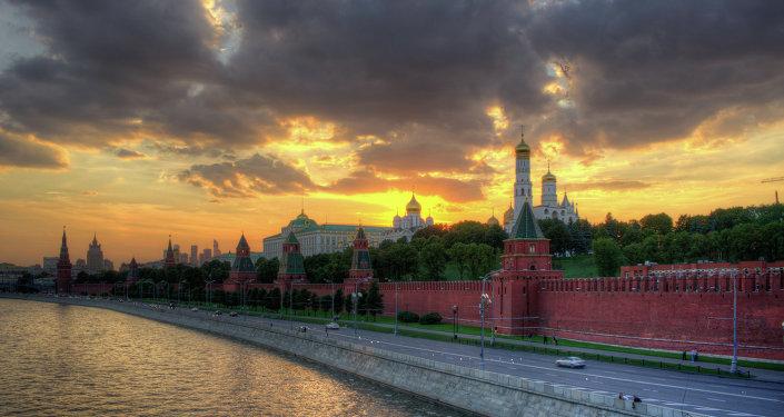 Kremlin en Moscú