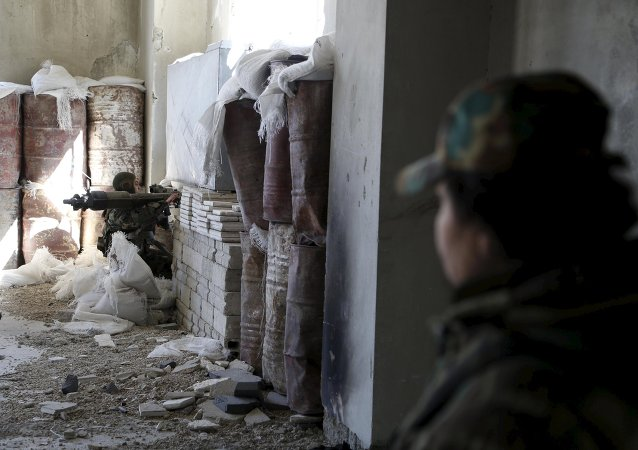 Ejército de Siria