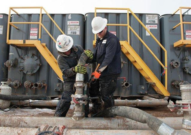 Fracking (imagen referencial)