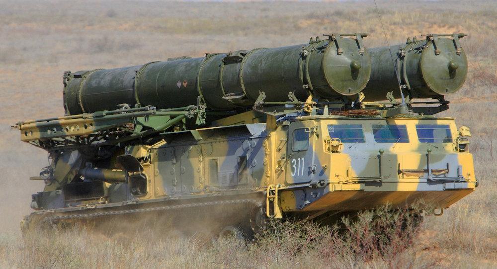 Зенитный ракетный комплекс С-300В