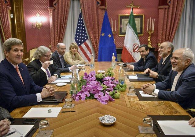 Negociaciones de Grupo 5+1 e Irán en Suiza