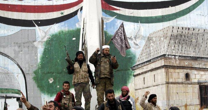 Grupos rebeldes islamistas conquistan la ciudad siria de Idlib