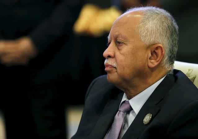 Riad Yasin, ministro de Exteriores de Yemen