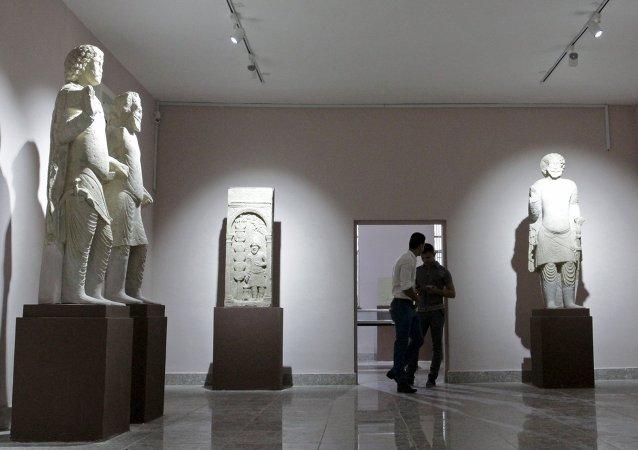 Museo de Nasiriya, segundo museo más grande de Irak