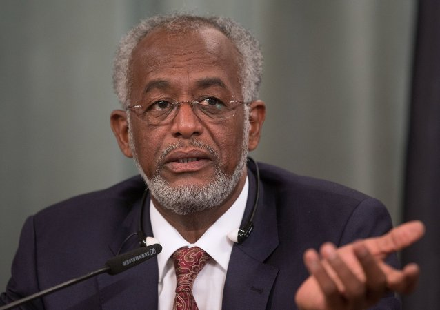 Ali Karti, ministro de Exteriores de Sudán