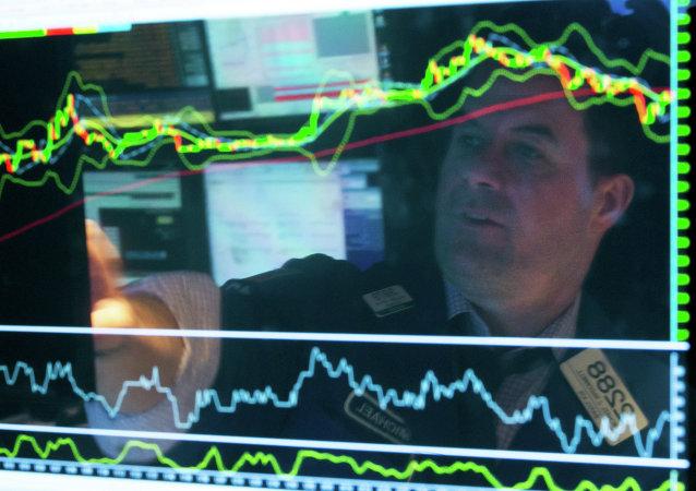 Un especialista de la Bolsa de Nueva York