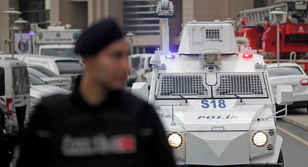 Policía turca detiene a un líder del EI