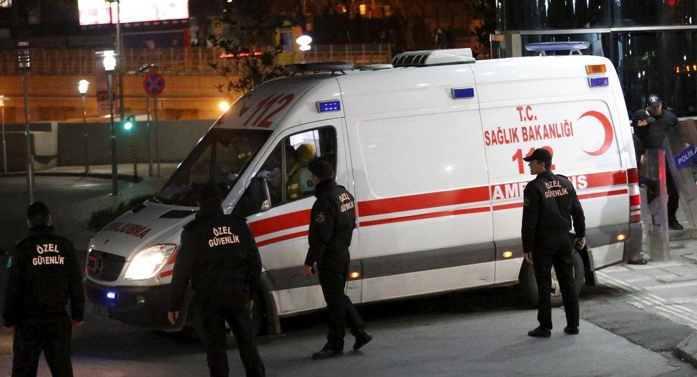 Fallece en hospital el fiscal liberado durante asalto en Estambul