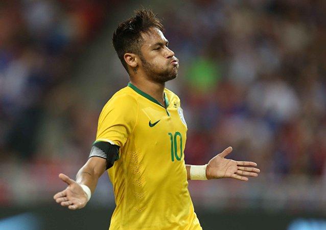 Neymar da Silva Santos, futbolista