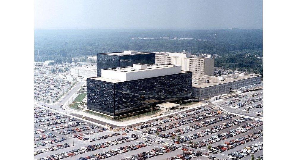 Штаб-квартира АНБ, Форт-Мид, Мэриленд, США