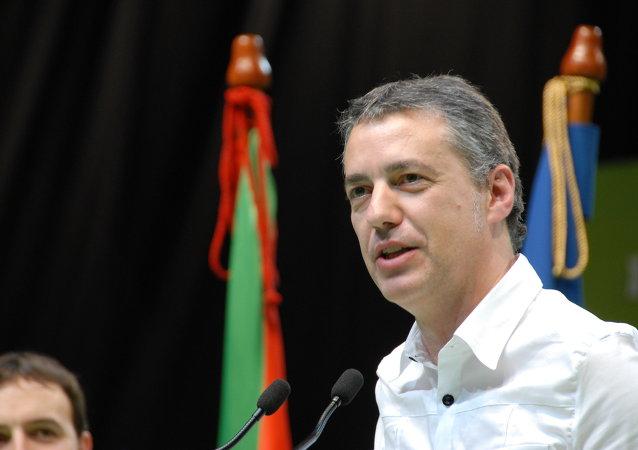 Iñigo Urkullu, presidente nacionalista del País Vasco