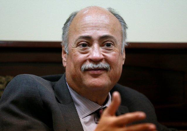 Rubén Beltrán, embajador de México en Rusia (archivo)