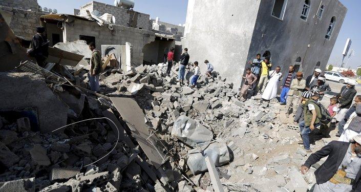 Situación en Yemen