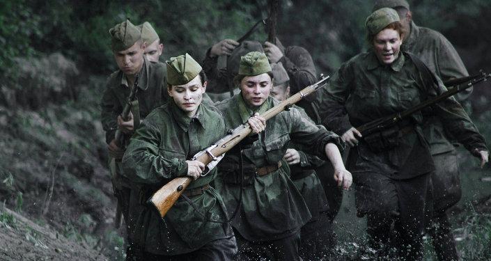 La película 'Batalla de Sebastopol' sale a las pantallas rusas y ucranianas