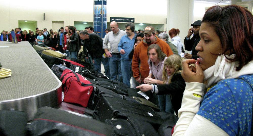 Entrega de equipaje