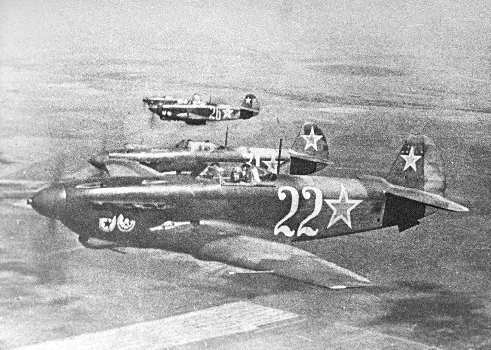 El Yak-9