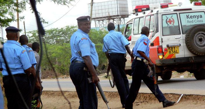 Policía de Kenia (archivo)