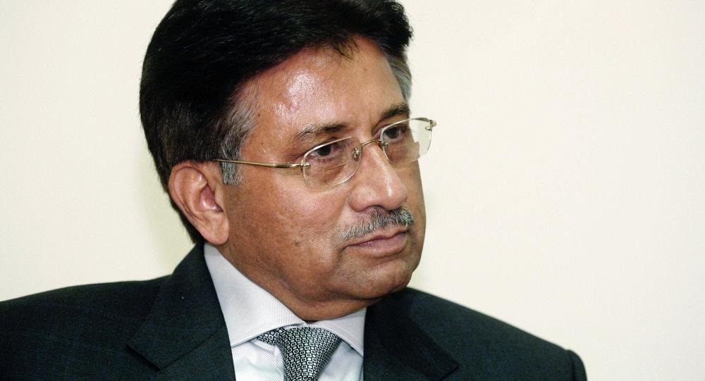 Pervez Musharraf, expresidente de Pakistán
