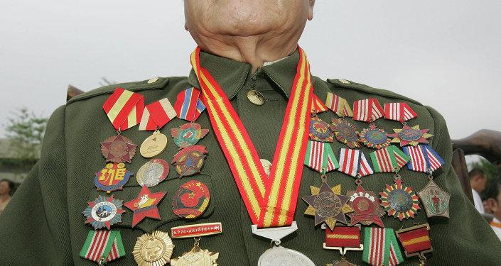 Rusia condecorará a 40 veteranos de guerra chinos