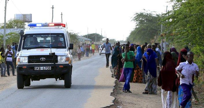 Situación en Kenia