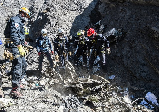 Investigación de accidente del Airbus A320 de Germanwings