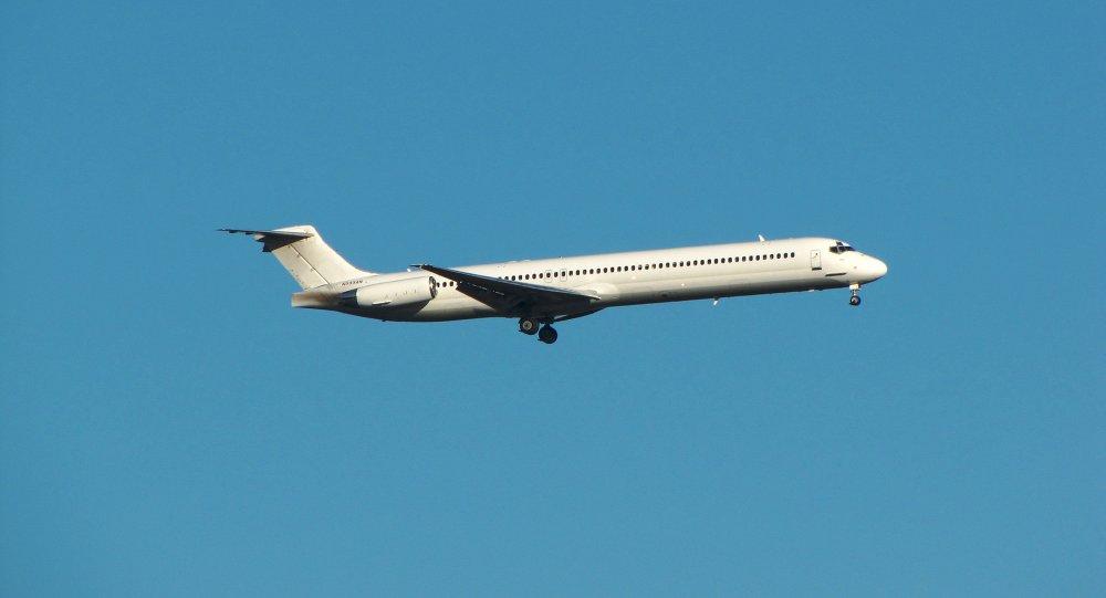 El avión McDonnell 83