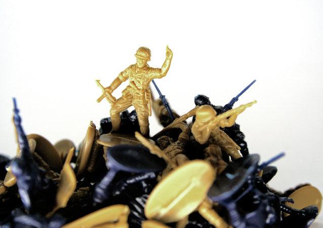 Juguetes de soldados