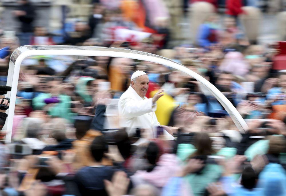 Celebración de la Pascua católica