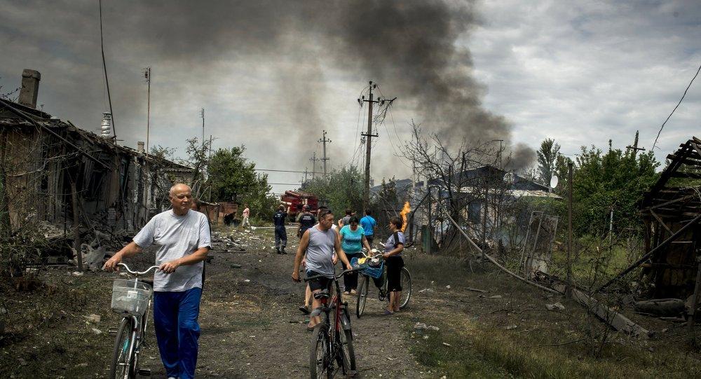 Las consecuencias del conflicto en Donbás