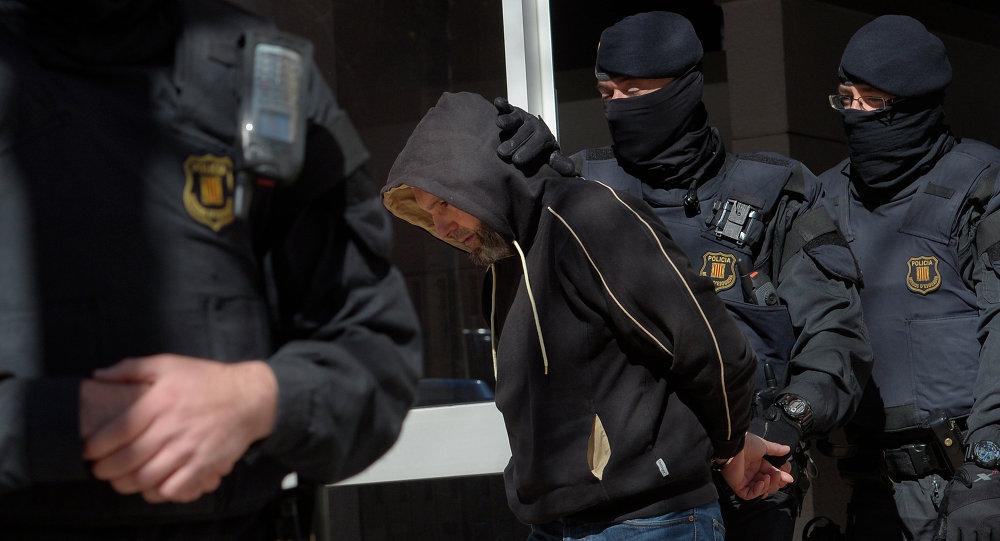 Detención de un presunto yihadista en España (archivo)