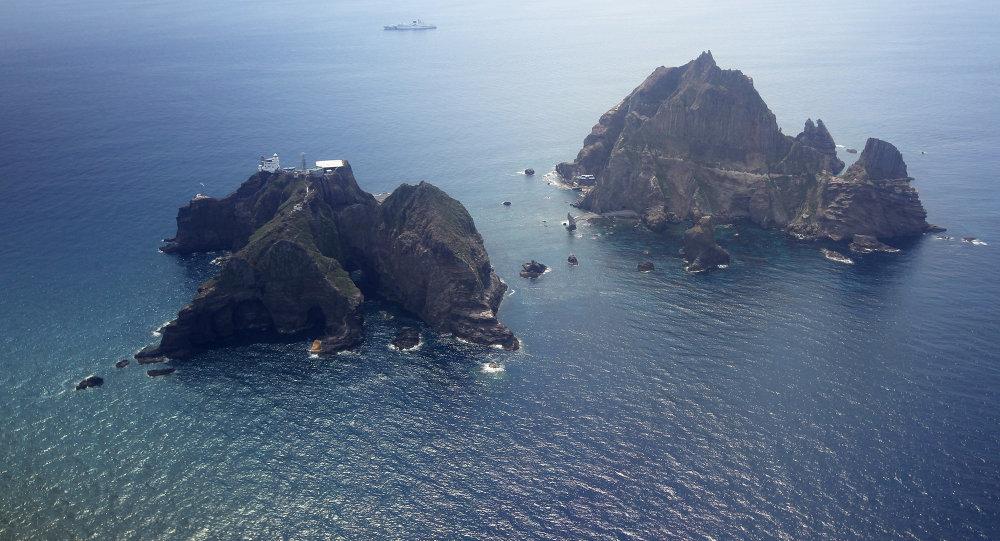 Islas Dokdo