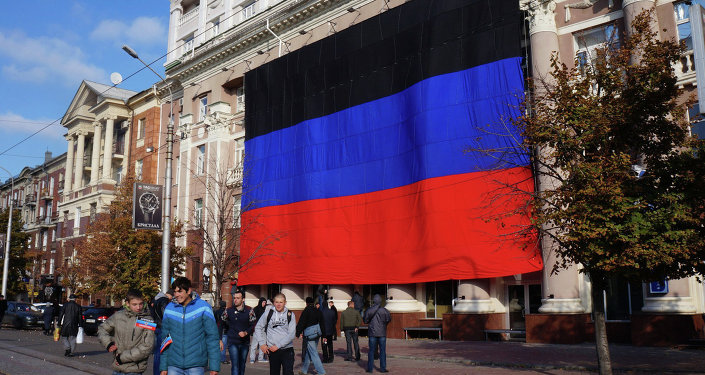Crimea apoya el derecho a la autodeterminación de los habitantes de Donbás