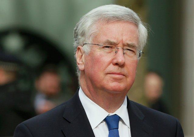 Michael Fallon, exministro de Defensa de Reino Unido