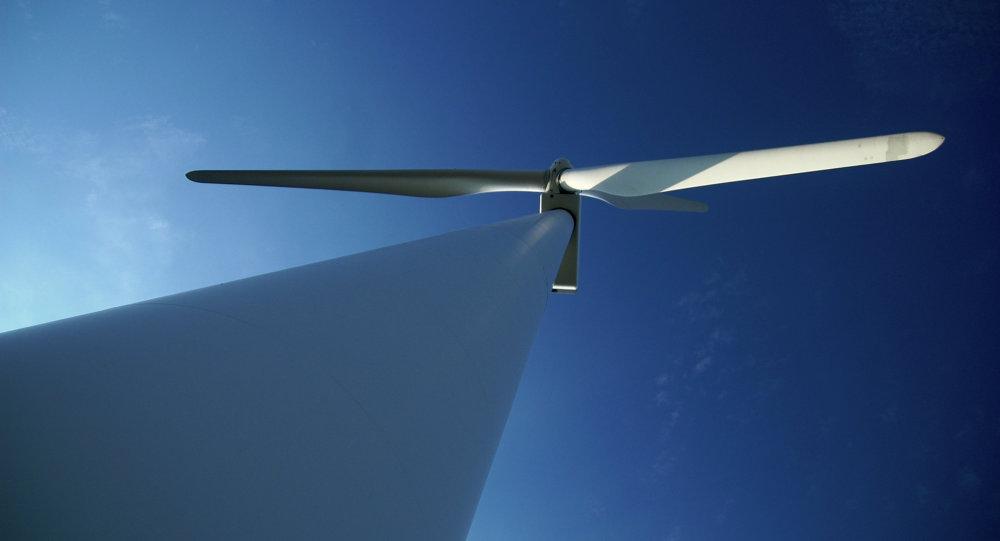 Molino de viento (imagen referencial)