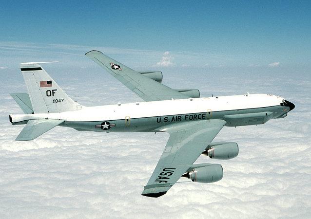 RC-135U Combat Sent de la Fuerza Aérea de EEUU
