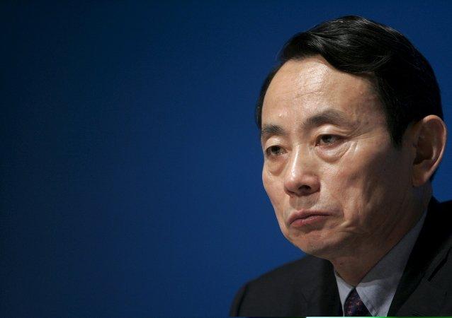 Jiang Jiemin, antiguo presidente de CNPC