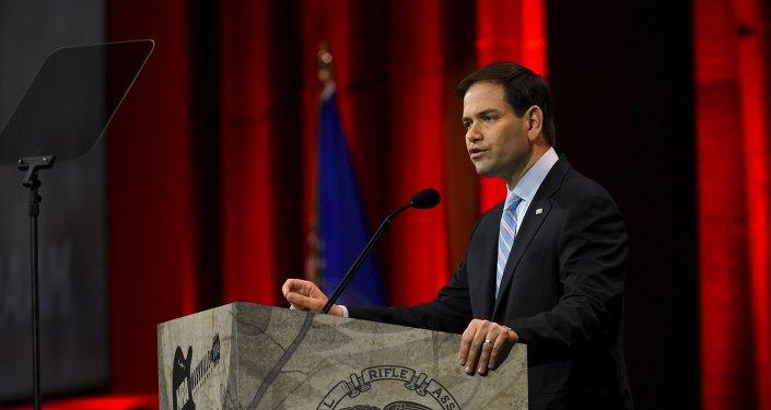 Marco Rubio, legislador estadounidense
