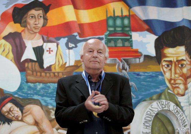 Eduardo Galeano, escritor y periodista uruguayo