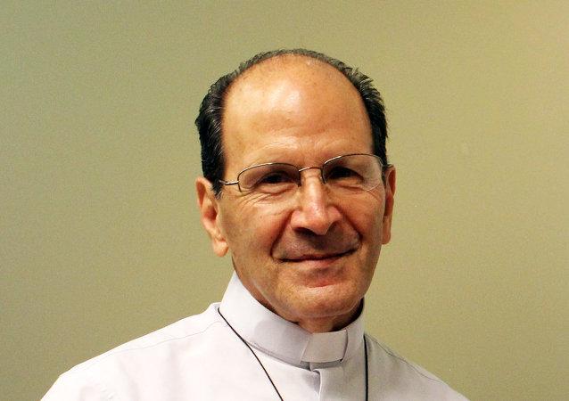 Alejandro Solalinde, sacerdote católico