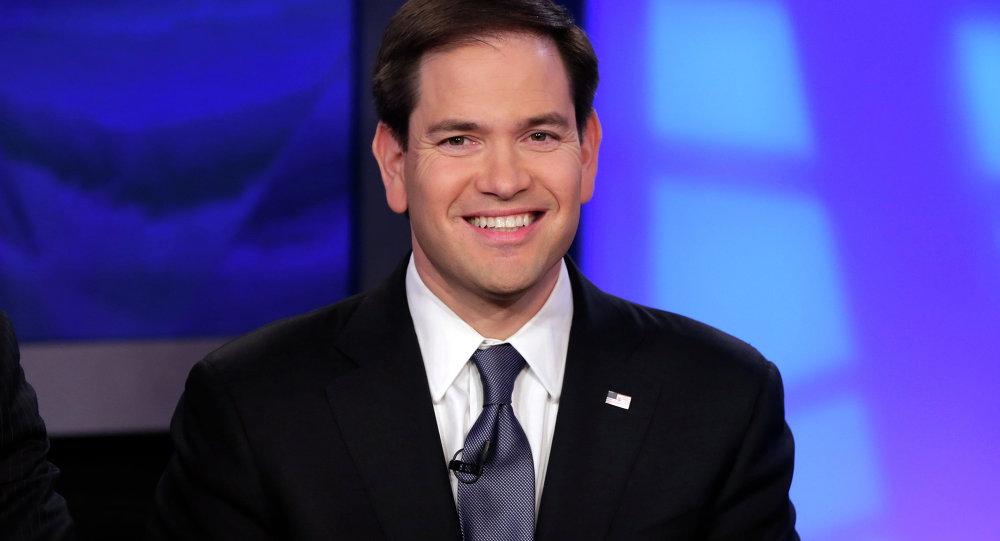 Marco Rubio, senador estadounidense