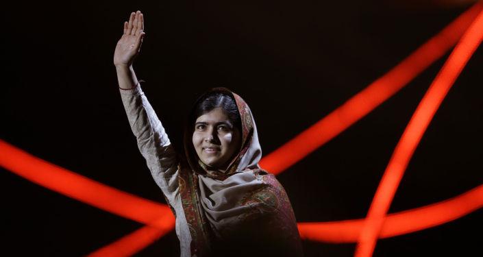 Malala Yousafzai, activista paquistaní
