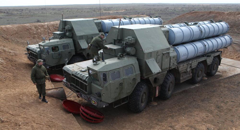 Sistemas de defensa antimisiles S-300