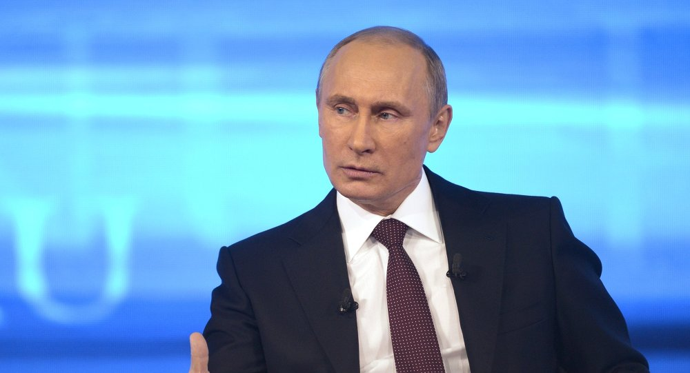 Línea directa con Vladímir Putin (2014)