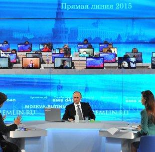 Línea directa con Vladímir Putin