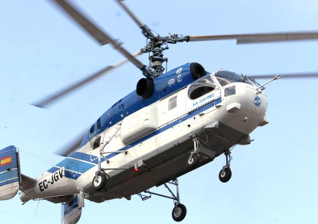 Helicóptero ruso Ka-32