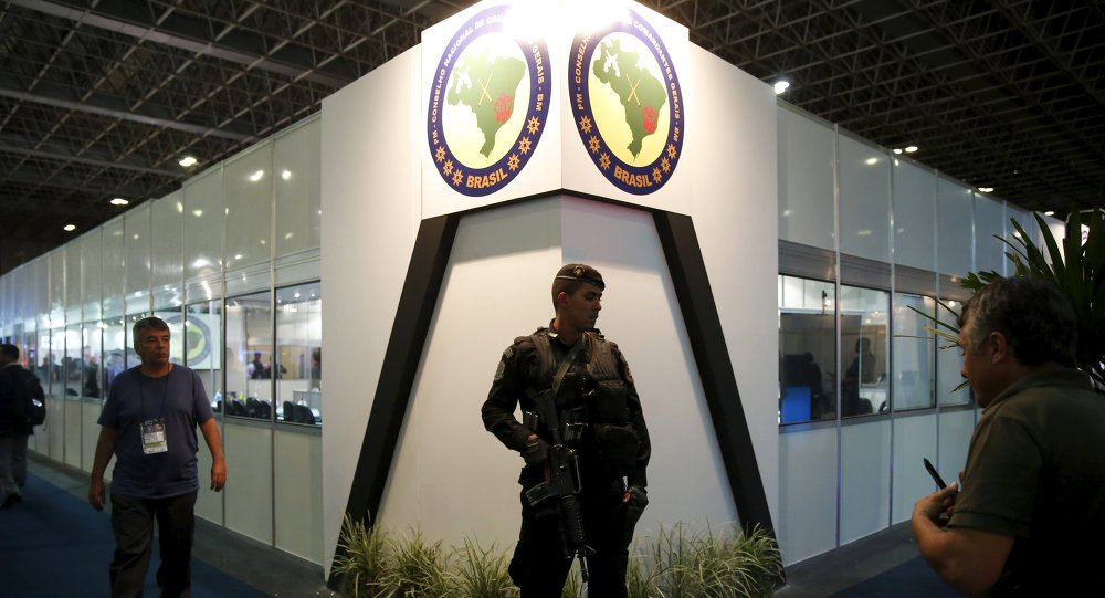 Feria internacional Defense & Security LAAD 2015