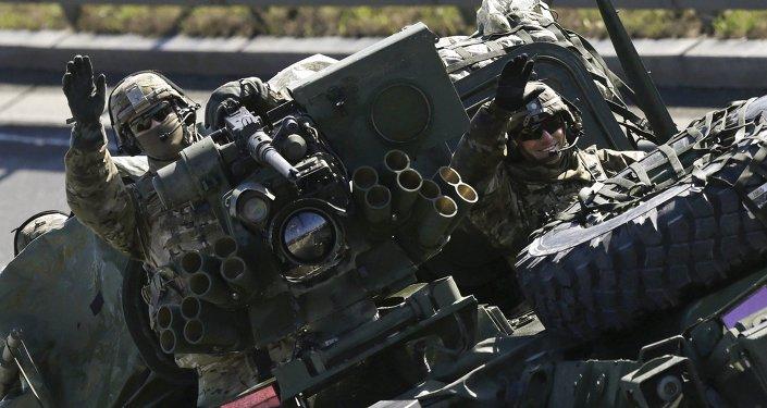EEUU estudia emplazar armas pesadas en Europa del Este