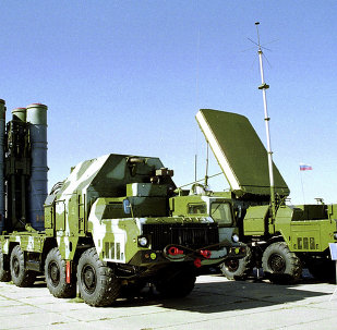 Sistema antiaéreo S-300