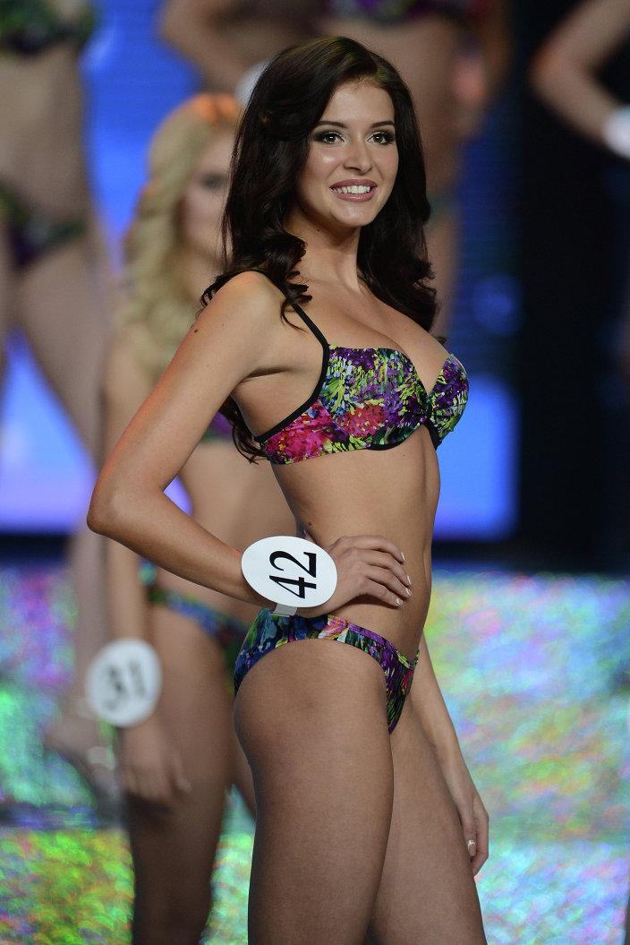 Sofía Nikitchuk, Miss Rusia 2015