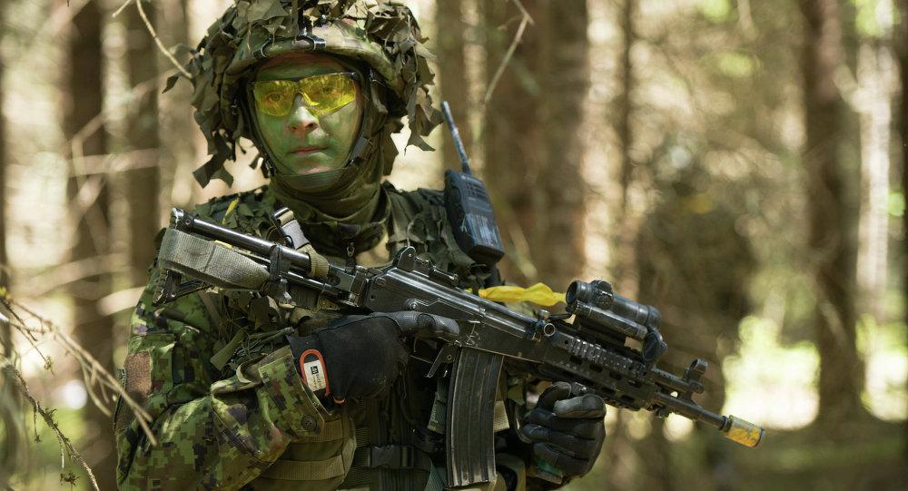 Militar estonio